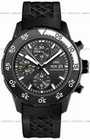 Replica IWC Aquatimer Chronograph Edition Galapagos Islands Mens Wristwatch IW376705