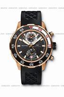 Replica IWC Aquatimer Chronograph Mens Wristwatch IW376903