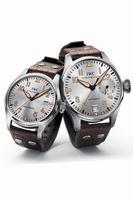 Replica IWC Special Father Son Watch Set Mens Wristwatch IW500413