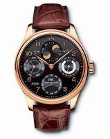 Replica IWC Portuguese Perpetual Calendar Mens Wristwatch IW502119
