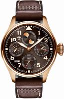 Replica IWC Big Pilot Perpetual Saint-Exupery Mens Wristwatch IW502617