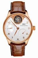 Replica IWC Portuguese Tourbillon Mystere Limited Edition Mens Wristwatch IW504202