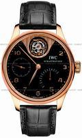 Replica IWC Portuguese Tourbillon Mystere Limited Edition Mens Wristwatch IW504210