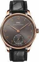 Replica IWC Portuguese Manual Wind Mens Wristwatch IW545406