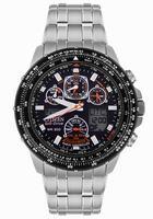 Replica Citizen Skyhawk/A.T Mens Wristwatch JY0000-53E