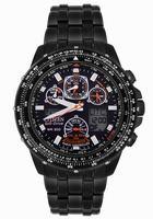 Replica Citizen Skyhawk/A.T Mens Wristwatch JY0005-50E