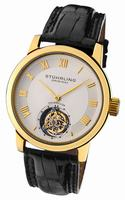 Replica Stuhrling Kings Court Swiss Tourbillon Mens Wristwatch KCTYG