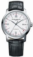 Replica Baume & Mercier Classima Mens Wristwatch MOA08462
