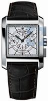 Replica Baume & Mercier Hampton Square Mens Wristwatch MOA08607