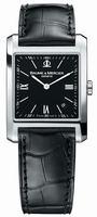Replica Baume & Mercier Hampton Classic Mens Wristwatch MOA08678