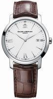 Replica Baume & Mercier Classima Executives Mens Wristwatch MOA08687