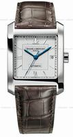 Replica Baume & Mercier Hampton Square Mens Wristwatch MOA08751