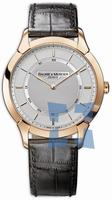 Replica Baume & Mercier William Baume Mens Wristwatch MOA08794