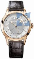 Replica Baume & Mercier William Baume Mens Wristwatch MOA08795