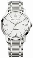 Replica Baume & Mercier Classima Executives Mens Wristwatch MOA08836