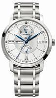 Replica Baume & Mercier Classima Executives Mens Wristwatch MOA08838