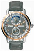 Replica Maurice Lacroix Masterpiece Regulator Mens Wristwatch MP6148-PS101-220