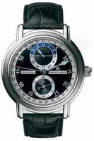 Replica Maurice Lacroix Masterpiece Regulator Mens Wristwatch MP6148-SS001-320