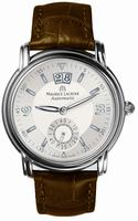 Replica Maurice Lacroix Masterpiece Grand Guichet Mens Wristwatch MP6378-SS001-920