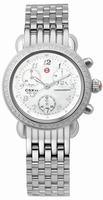 Replica Michele Watch CSX 33 Diamond Ladies Wristwatch MWW03B000048