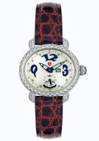 Replica Michele Watch CSX Blue/Mini Ladies Wristwatch MWW03F01A2025/BURG