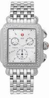 Replica Michele Watch Deco Classic Ladies Wristwatch MWW06A000028