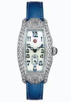 Replica Michele Watch Coquette Jewel Ladies Wristwatch MWW08E01A2001/BLUE