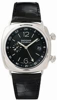 Replica Panerai Radiomir GMT Mens Wristwatch PAM00185