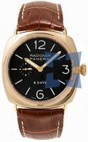 Replica Panerai Radiomir 8 Days Mens Wristwatch PAM00197