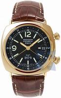 Replica Panerai Radiomir GMT Alarm Mens Wristwatch PAM00238