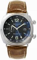 Replica Panerai Radiomir GMT Mens Wristwatch PAM00242