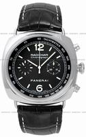 Replica Panerai Radiomir Chronograph Mens Wristwatch PAM00288