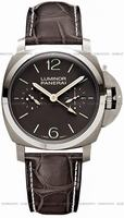 Replica Panerai 1950 Titanium Tourbillon GMT 47mm Mens Wristwatch PAM00306