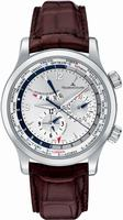Replica Jaeger-LeCoultre Master World Geographic Mens Wristwatch Q1528420