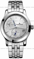 Replica Jaeger-LeCoultre Master Hometime Mens Wristwatch Q1628120