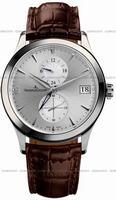 Replica Jaeger-LeCoultre Master Dual Time Mens Wristwatch Q1628430