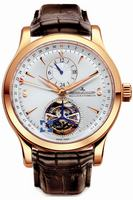 Replica Jaeger-LeCoultre Master Tourbillon Mens Wristwatch Q1652420