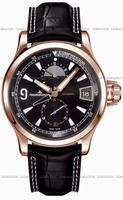 Replica Jaeger-LeCoultre Master Compressor GMT Mens Wristwatch Q1732441