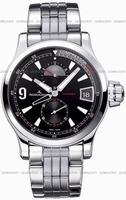 Replica Jaeger-LeCoultre Master Compressor GMT Mens Wristwatch Q1738171