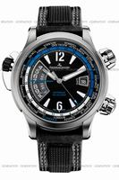 Replica Jaeger-LeCoultre Master Compressor W-Alarm TIDES OF TIME Mens Wristwatch Q177847T