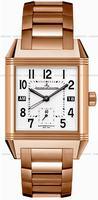 Replica Jaeger-LeCoultre Reverso Squadra Hometime Mens Wristwatch Q7002120