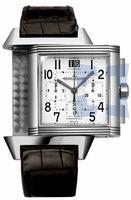 Replica Jaeger-LeCoultre Reverso Squadra Chronograph GMT Mens Wristwatch Q7018420