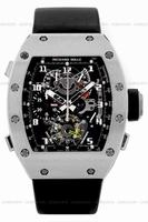 Replica Richard Mille RM 008 Tourbillon Split Seconds Chronograph Mens Wristwatch RM008-V2-Ti