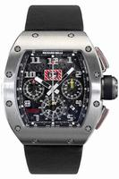 Replica Richard Mille RM 011 Felipe Massa Flyback Chronograph Mens Wristwatch RM011-Ti