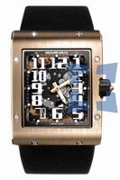 Replica Richard Mille Automatic Extra Flat Mens Wristwatch RM016-RG
