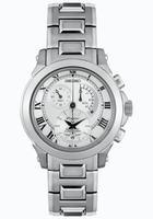 Replica Seiko Premier Mens Wristwatch SNL039