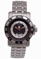 Replica Swiss Military Grenadier GMT Mens Wristwatch SM1951