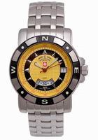 Replica Swiss Military Grenadier GMT Mens Wristwatch SM1953