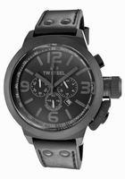 Replica TW Steel Cool Black Mens Wristwatch TW821