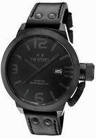 Replica TW Steel Cool Black Mens Wristwatch TW822